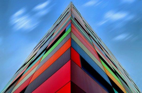 Альфонсо Новилла - креативный подход к съемке архитектуры зданий - №14