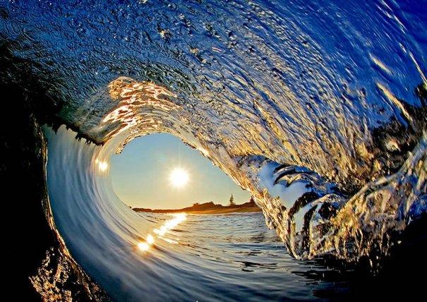 Шикарные морские волны, Гавайи - №1