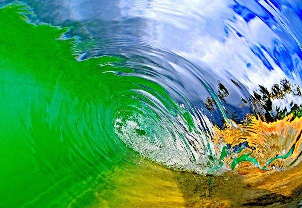Шикарные морские волны, Гавайи - №3