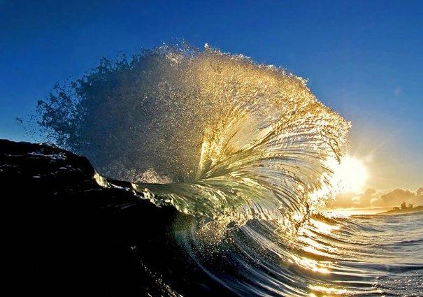 Шикарные морские волны, Гавайи - №4