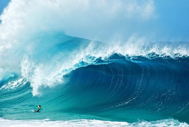 Шикарные морские волны, Гавайи - №7