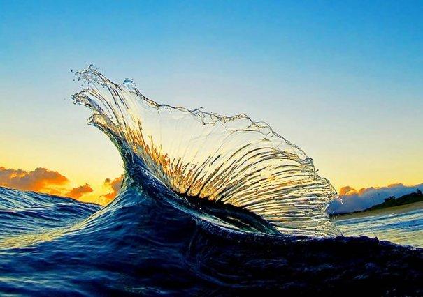 Шикарные морские волны, Гавайи - №9