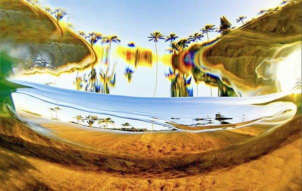 Шикарные морские волны, Гавайи - №10