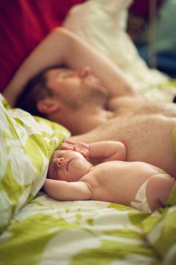 Отцы и дети. Трогательная подборка хороших эмоций - №3
