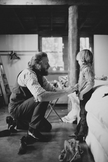 Отцы и дети. Трогательная подборка хороших эмоций - №10