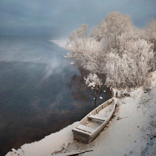 картины русский пейзаж