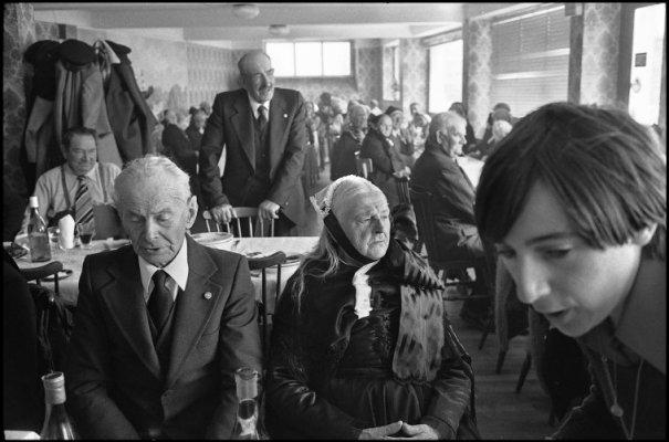 this day in history - Один яркий день из жизни острова Уэссан by Guy Le Querrec - №29