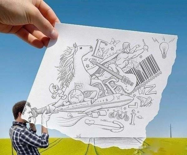 Фото без Фотошопа. Иллюзии в реальном мире - №11