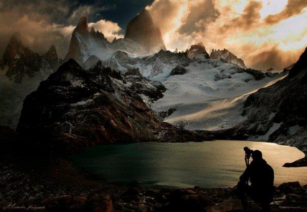 Пейзажи Alexandre Deschaumes как красивые картинки из фэнтэзи - №2