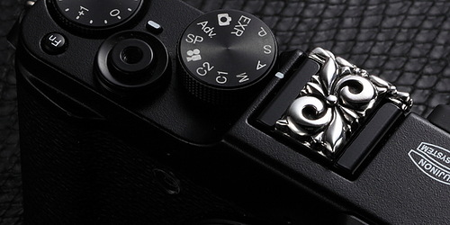 Украшения для вашей фото камеры - №17
