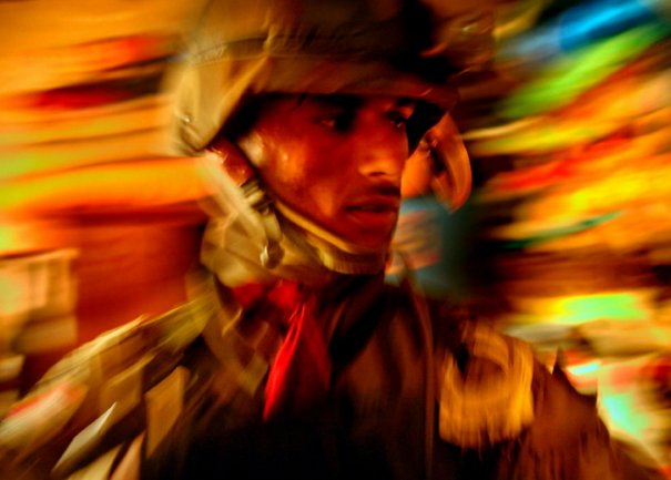 Военные фото отважной женщины - мастера фотографии Стэйси Пирсэлл - №1