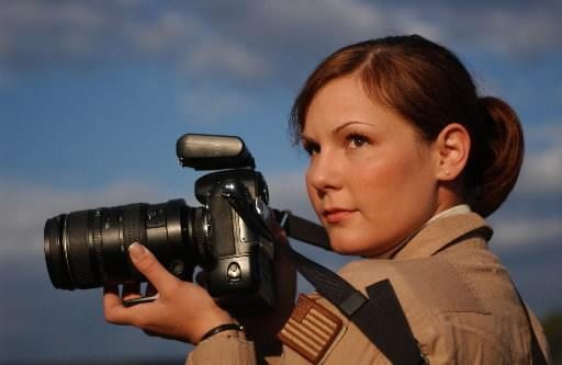 Военные фото отважной женщины - мастера фотографии Стэйси Пирсэлл - №2
