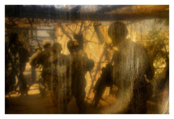 Военные фото отважной женщины - мастера фотографии Стэйси Пирсэлл - №3