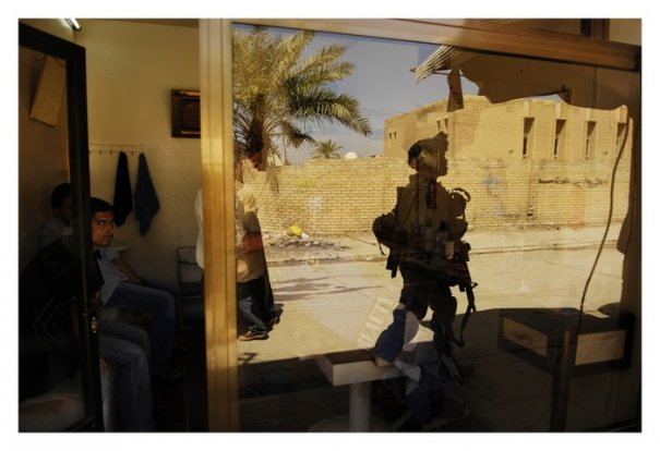 Военные фото отважной женщины - мастера фотографии Стэйси Пирсэлл - №4