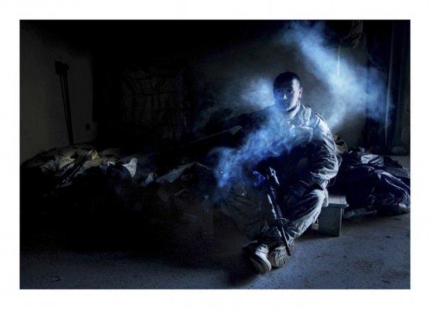 Военные фото отважной женщины - мастера фотографии Стэйси Пирсэлл - №5