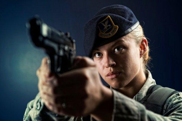 Военные фото отважной женщины - мастера фотографии Стэйси Пирсэлл - №8