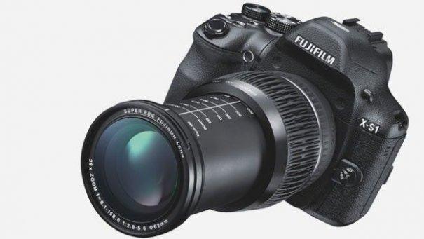 Выбор компактной фото камеры с мощным зумом - №1