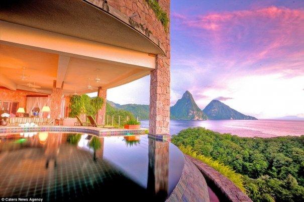 ТОП фото - лучшие виды из отелей мира - №1