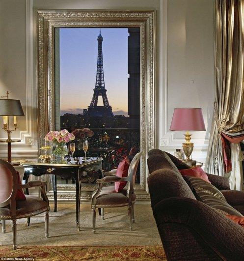 ТОП фото - лучшие виды из отелей мира - №3