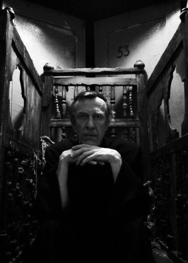 Черно-белые фото: психологические портреты. Фотограф Аркадий Коробка - №3
