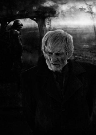 Черно-белые фото: психологические портреты. Фотограф Аркадий Коробка - №11