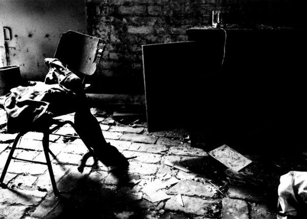 Черно-белые фото: психологические портреты. Фотограф Аркадий Коробка - №12