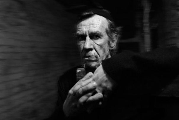 Черно-белые фото: психологические портреты. Фотограф Аркадий Коробка - №14