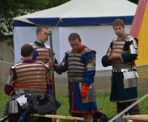 Третий исторический фестиваль «Времена и эпохи» - №11