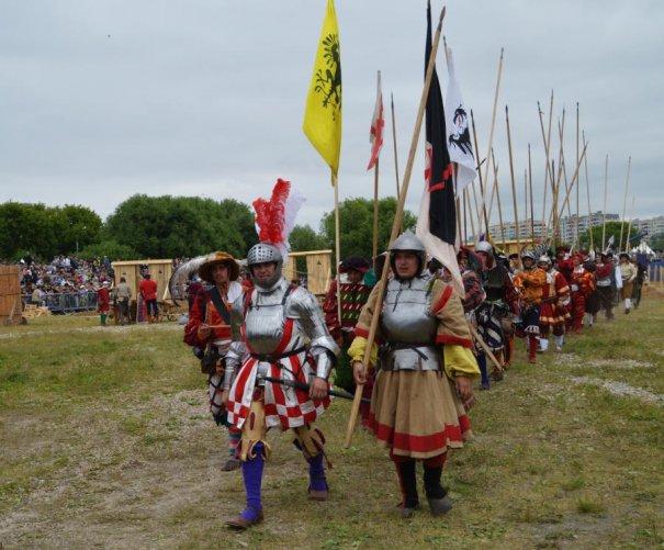 Третий исторический фестиваль «Времена и эпохи» - №41
