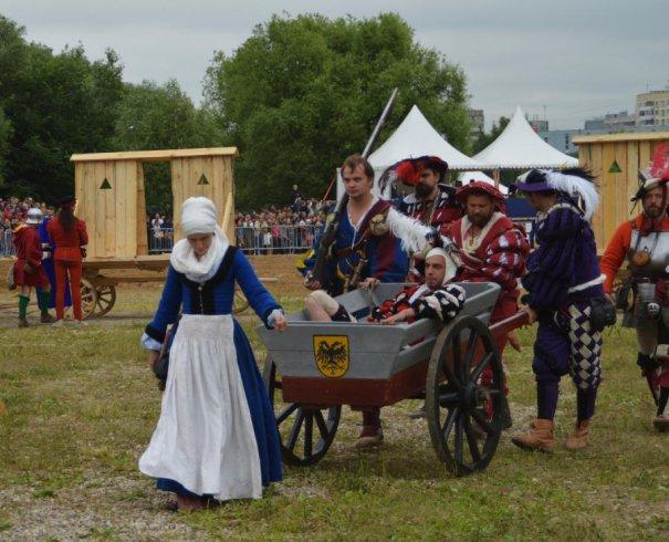 Третий исторический фестиваль «Времена и эпохи» - №42
