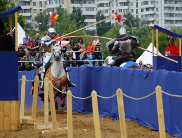 Третий исторический фестиваль «Времена и эпохи» - №46