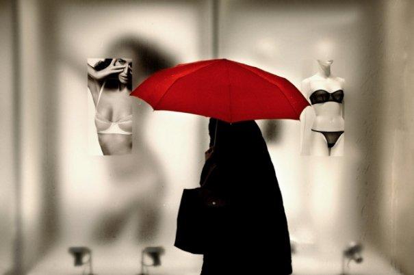 Дождливая погода не проблема для хорошей фотографии - №14