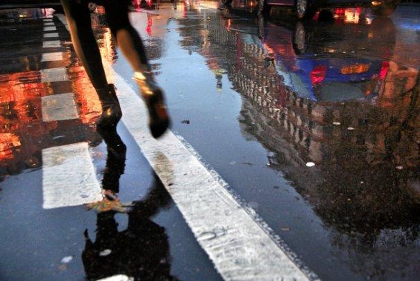 дождливая погода фото
