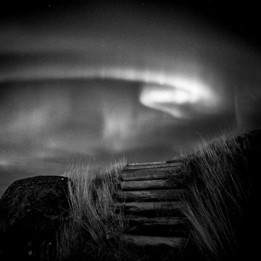 Спокойные художественные фото пейзажи Питера Зеглиса - №1