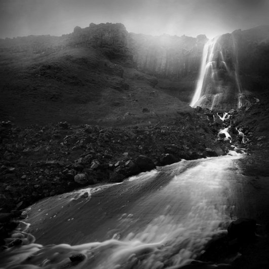 Спокойные художественные фото пейзажи Питера Зеглиса - №12