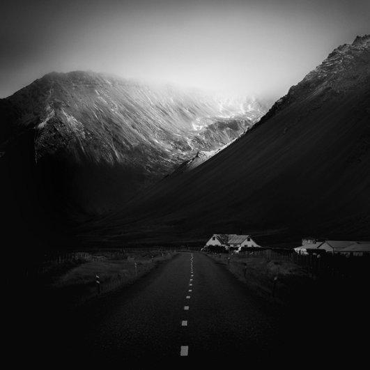 Спокойные художественные фото пейзажи Питера Зеглиса - №15