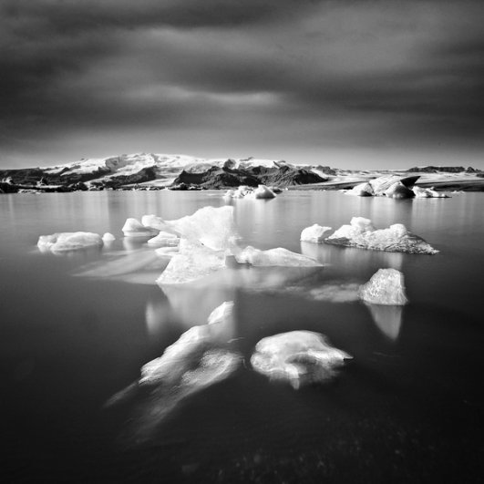 Спокойные художественные фото пейзажи Питера Зеглиса - №21