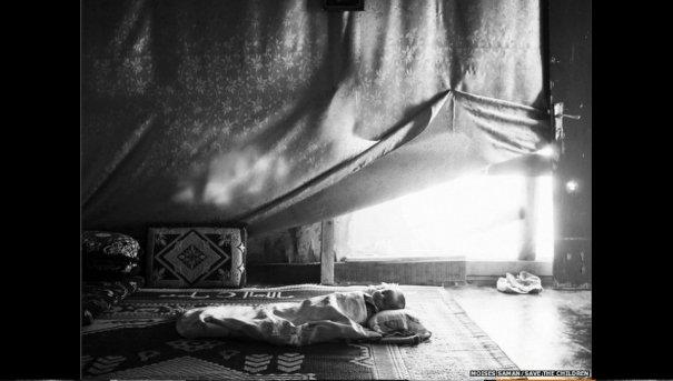 Новости в фотографиях - Сирийские беженцы в Ливане - №5