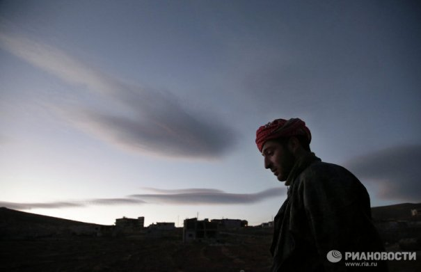 новости из мира фотографии - сирийские беженцы в Ливане