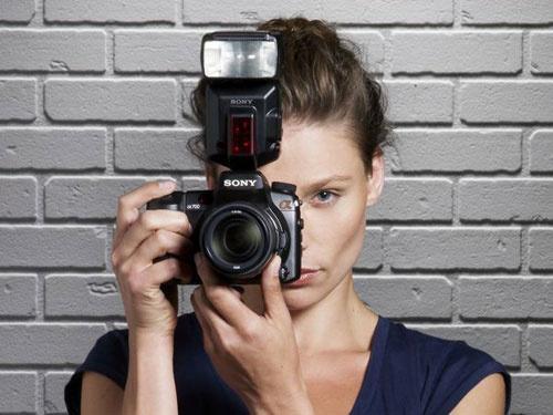 Развитие фотографии. История компании Sony - №1