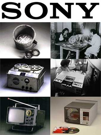 Развитие фотографии. История компании Sony - №10
