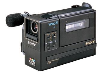 Развитие фотографии. История компании Sony - №11