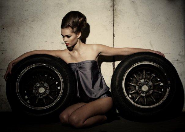 Андреа Беллузо. Модные фото итальянского фотографа - №1