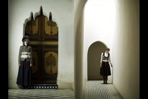 Андреа Беллузо. Модные фото итальянского фотографа - №7