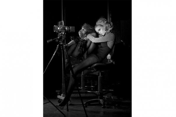 Андреа Беллузо. Модные фото итальянского фотографа - №9