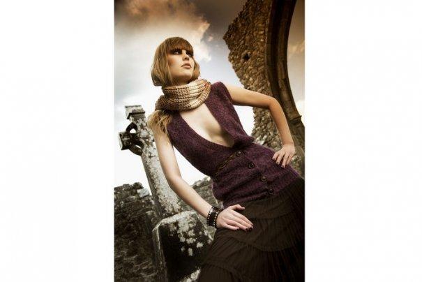 Андреа Беллузо. Модные фото итальянского фотографа - №10