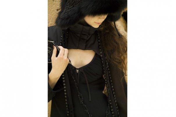 Андреа Беллузо. Модные фото итальянского фотографа - №15