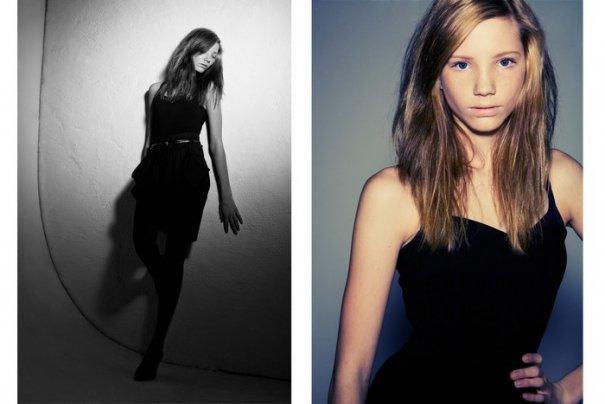 Андреа Беллузо. Модные фото итальянского фотографа - №16