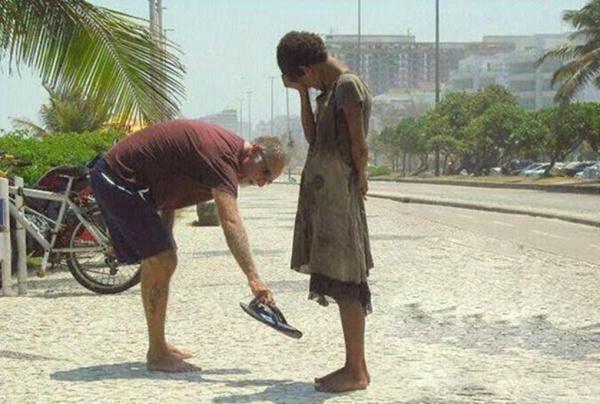 хорошие поступки людей
