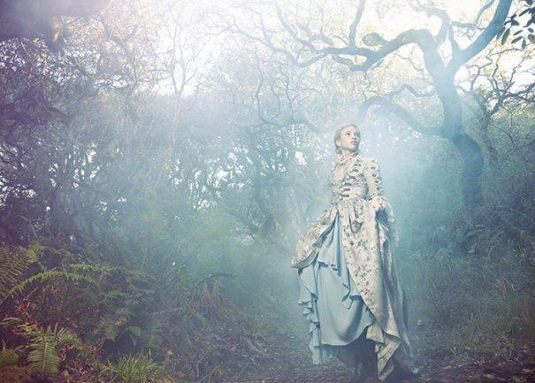 Новости в фотографиях - Backstage со съемок fashion-фотографа Бриттани МакЛарен - №1